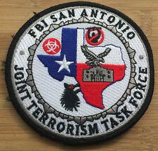 FBI - San Antonio - SecondGEN JTTF  FC version - Genuine *Kokopelli Patch*