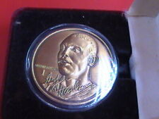 MEDAL Anfernee Hardaway Bronze Coin NBA Limited Edition #02434 w/ Case