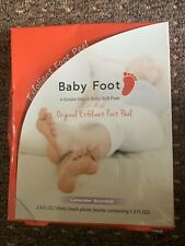 Baby Foot Exfoliant Peel Lavender Scented Damaged Packaging Exp 07/2020