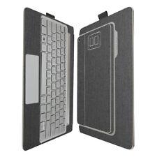 Skinomi Brushed Steel Skin & Screen Protector HP Envy 8 Note Tablet & Keyboard