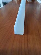 Profilo Da 1 Metro Angolare  Alluminio Naturale Mm 10x10x1