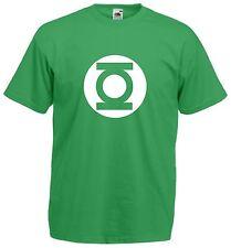 Green Lantern T Shirt Big Bang Theory Sheldon Cooper geek DC Comics Sizes S -XXL