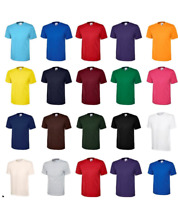Uneek Classic T-shirt Active UC301 Work Wear Causal Top - Various Colours / Size
