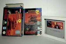 SUPER BATTLETANK 2 GIOCO USATO BUONO SUPER NINTENDO PAL ED ITALIANA LL1 42028