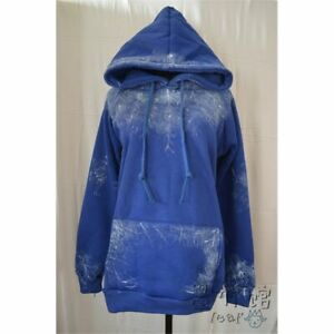 Anime Jack Frost Hoodie Jacket Rise of the Guardians Customized Cosplay Costume