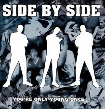 SIDE BY SIDE you're only young once (CD compilation) hardcore, punk