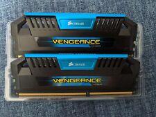 Corsair Vengeance Pro Desktop SDRAM 8GB (2x4) DDR3 CMY8GX3M2A1866C9B Memory Ram
