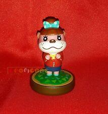 Nintendo Amiibo - LOTTIE (Animal Crossing) - Wii U 3Ds Switch - USATO D8