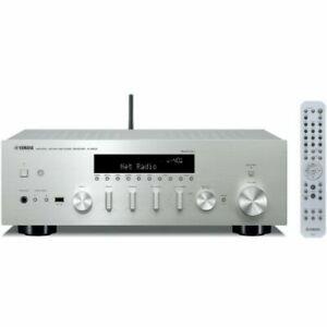 YAMAHA Network Hi-Fi Receiver wide FM AM tuner Wi-Fi Bluetooth Hi-Res R-N602(S)