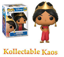 Aladdin - Jasmine (Red) Pop! Vinyl Figure