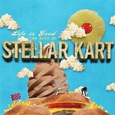 "STELLAR KART CD: ""LIFE IS GOOD: BEST OF STELLAR KART"" FACTORY SEALED NEW 2009"