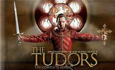 The Tudors: The Complete Series (DVD, 2010, 15-Disc Set) Feree US Shipping