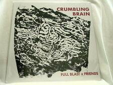 PETER BROTZMANN Crumbling Brain: Full Blast + Friends Keiji Haino SEALED LP