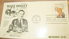 Walt Disney 8 stamps Gandhi Peace Civil steinbeck luther Korean War Xmas lot