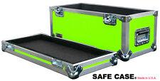 Ata Safe Case® for Mesa Rectifier Amp Head !Neon Green!
