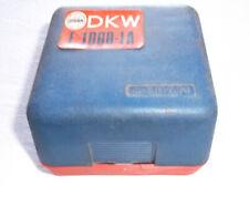 Caja de bombillas (lámparas) de recambio Osram para furgoneta DKW F1000