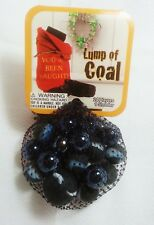 *SALE* GLASS MEGA MARBLES *LUMP OF COAL* 24 players +1 Shooter FREE SHIPPING!