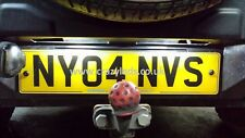 Suzuki Jimny 1998 - 2015 Rear number plate LED lighting upgrade