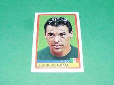 N°135 JOSE RAFAEL GARCIA MEXICO MEXIQUE PANINI FOOTBALL COPA AMERICA 2007