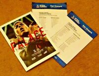 Crystal Palace v Newcastle United Matchday Programme with teamsheet 22/2/20!!!