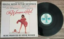 THE WOMAN IN RED MOVIE SOUNDTRACK STEVIE WONDER AUSTRALIAN RELEASE VINYL LP