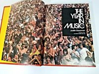 The Year In Music 1978 Judith Glassman HB Columbia House