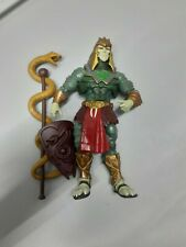 MOTUC, Battle Armor King Hssss, complete, Masters of the Universe Classics, Hiss
