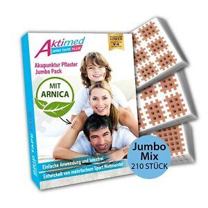 AKTIMED Grid Tape PLUS Mix Arnica D6 Gitterpflaster Akupunkturpflaster Crosstape