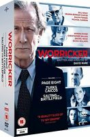 WORRICKER Complete BBC TV Series Collection Trilogy Boxset New Region 2 UK DVD
