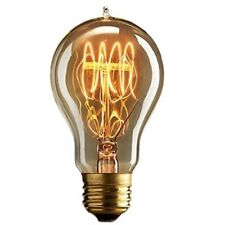 B6 Filament Light Bulb Vintage Unique Designer old fashioned Style Edison Deco