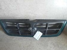 SUBARU FORESTER GRILLE GX, VIN JF2SF5..., 08/97-01/00 97 98 99 00