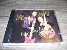 Mark Knopfler & Chet Atkins - Neck And Neck * CD EUROPE 1990 DIRE STRAITS *