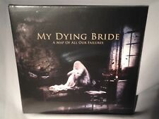 LP MY DYING BRIDE A Map Of All Our Failures 2LPs GERMAN IMPORT NEW MINT SEALED