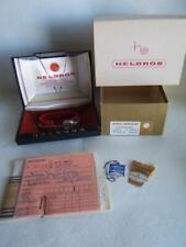 VINTAGE LADIES HELBROS WRIST WATCH W/ ORIGINAL CASE & BOX