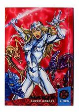 Fleer 1994 X-Men Ultra #127 X-Overs Super Heroes Deceased Card Magik