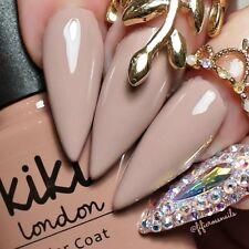 NUOVO campo Fox KIKI London ® Salon Pro Nude Gelish UV/Led GEL SOAK OFF SMALTO