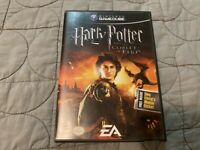 NINTENDO GAMECUBE COMPLETE GAME HARRY POTTER AND THE GOBLET OF FIRE