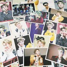 30pcs Set KPOP BTS Bangtan Boys Album【WINGS】Rap Monster Lomo Card Photo Poster
