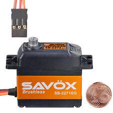 Digital Brushless HV Standard Servo SB-2271SG SAVÖX 80101026 810215