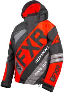 FXR Youth Toddle Childs Kids Boys CX Sledding SNOW JACKET - Size  2   - NEW