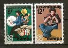 Luxemburg: 1981 Europe Folklore MNH