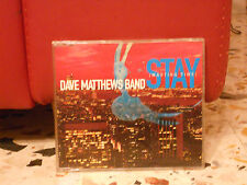 DAVE MATTHEWS BAND STAY (wasting time) + lover lay dowm - CD SLIM CASE 1998