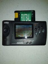 Sega NOMAD Genesis Handheld System w/ Original Battery Pack  *Tested - Working*