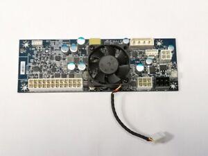 Dell Alienware X51 R2 Stromverteilung Platine Mit Lüfter 0D85RT D85RT
