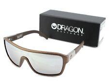 ad348e636e NEW Genuine DRAGON REMIX THE JAM Copper Marble Silver Ion Shield Sunglasses  915
