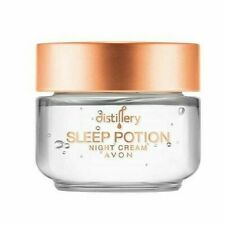 Avon Distillery Sleep Potion Night Cream Vegan Skincare Pure Ingredients
