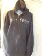 SMOKEY MOUNTAIN HARLEY DAVIDSON MARYVILLE TN, FULL ZIP HOODY VERY NICE  pre-own