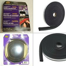19/32 in. x 10 ft. epdm cellular rubber auto and marine weatherstrip
