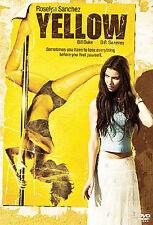 Yellow (DVD Movie) Roselyn Sanchez D.B. Sweeney NEW