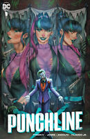 PUNCHLINE #1 (RYAN KINCAID TRADE DRESS EXCLUSIVE VARIANT) COMIC ~ DC Comics